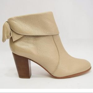 Kate Spade Stone New York Lanise Back Bow Booties